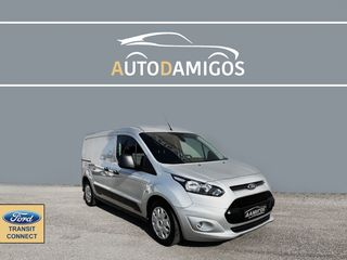 Ford '15 Transit Connect 1.6 TDCi TREND ΜΑΚΡΥ