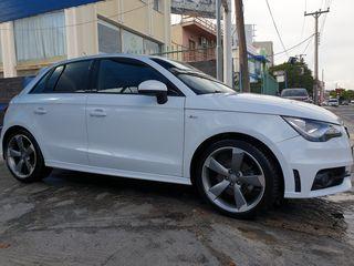 Audi A1 '13 S-line S-tronic 185bhp Xenon N