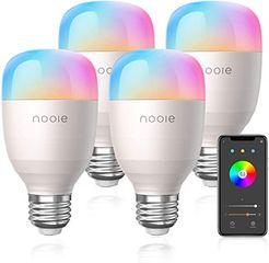 Nooie Aurora 4 ΤΕΜΑΧΙΑ έξυπνες λάμπες