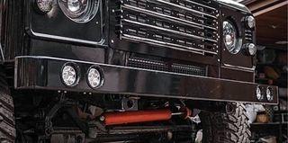 προφυλακτήρας Land Rover Defender heavy duty