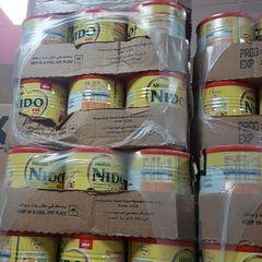Nido, Aptamil milk