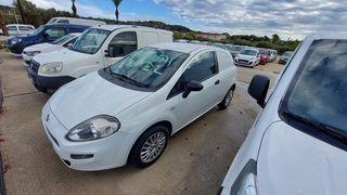 Fiat '14 PUNTO VAN