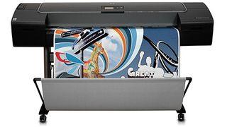 HP Designjet Z2100 44-in plotter