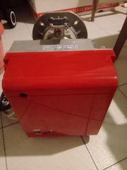 ΚΑΥΣΤΗΡΑΣ ΑΕΡΙΟΥ Riello Gulliver BS3  189kW