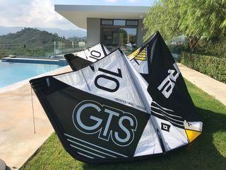 Θαλάσσια Σπόρ kitesurf '17 Core kite gts4 10m