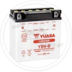 ΜΠΑΤΑΡΙΑ YUASA YB9-B INDO