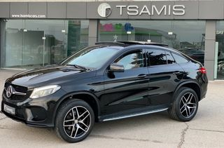Mercedes-Benz GLE 350 '16 COUPE AMG LINE 4MATIC ΑΕΡ/ΣΗ
