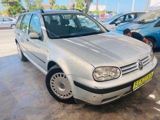 Volkswagen Golf '00 ◆ SW ◆ IV 1.6 Comfortline ◆