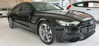 Audi A7 '19 50 TDI QUATTRO BLACK EDITION