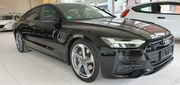 Audi A7 '19 50 TDI QUATTRO BLACK EDITION-thumb-0