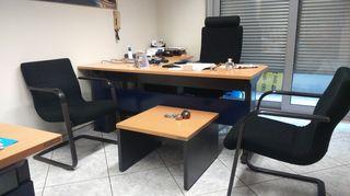 Διευθυντικό γραφείο DROMΕAS με γωνία