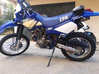 Yamaha TTR 250 '01