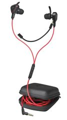 Gaming Earphones Trust GXT 408 Cobra Multiplatform Black Red 23029