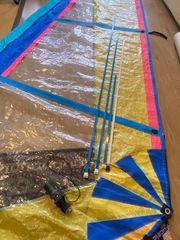 Θαλάσσια Σπόρ windsurf '10 Pacific sails