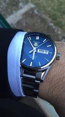 Tag Heuer Calibre 5 Blue