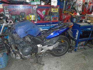 HONDA CBF 600  '04
