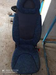 Smart 450 κάθισμα συνοδηγού