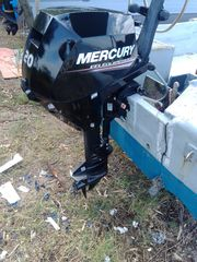 Mercury '18 20 HP FOUR STROKE EFI-ELH