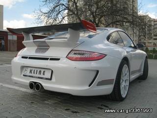 FULL EXHAUST FOR PORSCHE 911 997 CARRERA  BY TOPGEAR.