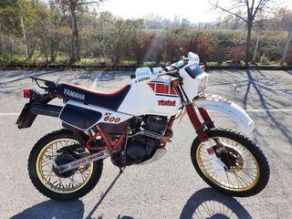 Yamaha XT 600Z Tenere '84 34L ΑΝΤΑΛΛΑΓΗ ΜΕ  XR 250 BAJA