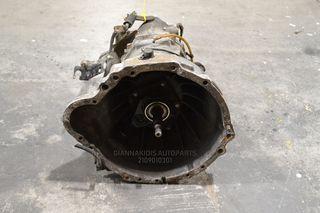 Κιβώτιο Ταχυτήτων / Σασμάν Nissan Cabstar 2.7TD TD27 1990-2002