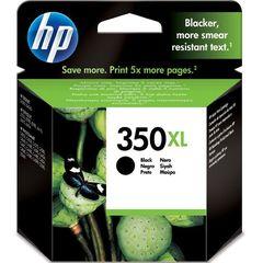 HP 350XL Black Μελάνι InkJet