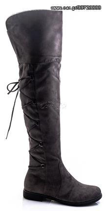 Γυναικείες Μπότες BOKASHOES Γκρι 002Γ203-bokashoes002g203-
