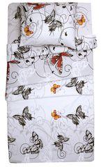 Σεντόνια Βρεφικά Φανελένια Κούνιας Σετ Casual Flannels Baby 1826 Cotton Viopros (120x165) 3Τεμ