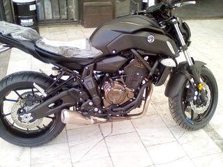 Yamaha MT-07 '20 ABS ΕΤΟΙΜΟΠΑΡΑΔΩΤΟ