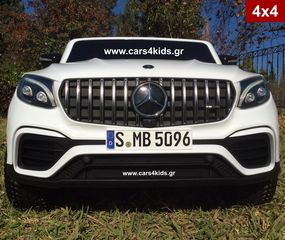 Mercedes-Benz '21 4x4 GLC 63S AMG Διθέσιο!!!