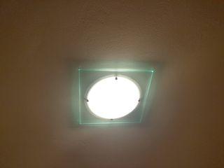 Φωτιστικό γυάλινο 2×Ε14