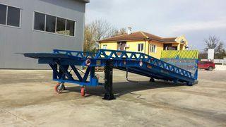 Κλάρκ παλετοφόρα '20 LIFTEX κινητες ραμπες φορτωσης