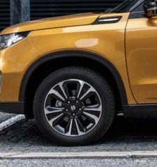 Δίχρωμη εργοστασιακή ζάντα 17 ιντσών Suzuki vitara 2020