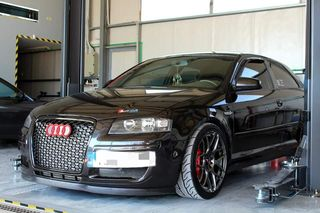 Audi A3 '06 A3 8p quattro