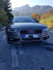 Audi A4 '14  TFSI