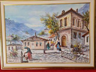 Θεσσαλονίκη-Πωλούνται 5 ελαιογραφίες με τιμή αγοράς 3.000 ευρώ από γκαλερί μόνο 900 ευρώ