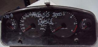 ΚΑΝΤΡΑΝ D4D TOYOTA AVENSIS 2000-2003 <EG>