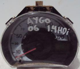 ΚΑΝΤΡΑΝ HDi TOYOTA AYGO 2006-2014 <EG>
