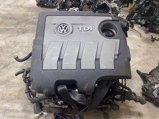 Κινητήρας CAY CAYC 1.6 TDI VW SEAT SKODA AUDI* Κομπλε *