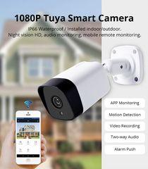 Smart Life Outdoor CCTV Len Cameras IP Security Camera WiFi