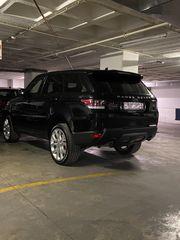 """Land Rover Range Rover Sport '17 FACE VIRTUAL COCKPIT PANO 22"""""""