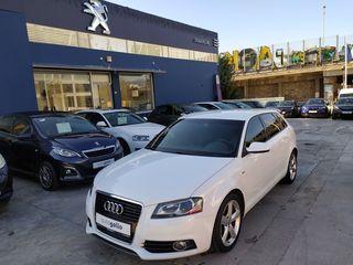 Audi A3 '11 1.2 105 HP S-LINE