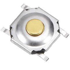TS-1252 DIP Tact Μικροδιακόπτης 4 Pin DC 12V 0.5A (5.2x5.2x1.5mm) (OEM)