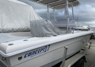 Σκάφος ανοιχτό - open '05 Concept 27