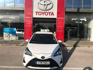 Toyota Yaris '18 NEW ENTRY TSS FACELIFT