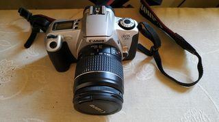 CANON EOS 300 SLR (Σώμα + Φακός + Manual GR + Τσαντάκι μεταφοράς + Ιμάντας λαιμού) - Άριστη κατάσταση σαν καινούργια!