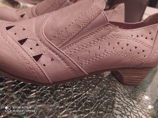 Καινούρια δερμάτινα παπούτσια !!!