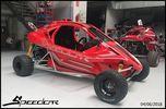 Speedcar XTREM '18 GSXR 600 L -thumb-4