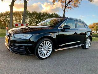 Audi A3 '16 A3 sport back s line! E-tron!