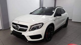 Mercedes-Benz GLA 45AMG '17 381hp